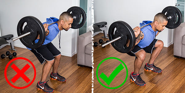 Controversial Exercises Under Attack barbell squat
