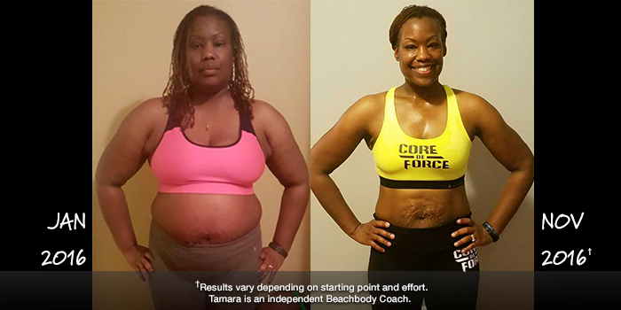 Beachbody Results: Mom of 3 Lost 54 Pounds, Won $1,000!