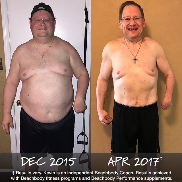 Beachbody Results: Kevin Overcame the Challenges of Cerebral Palsy to Lose 79 Pounds!