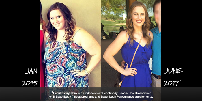 Beachbody Results: Sara Lost 115 Pounds Using Various Programs on BOD and Won $27,500!