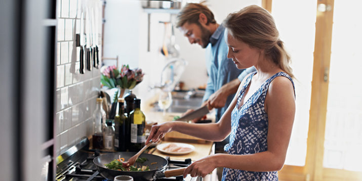 How Cooking at Home Can Help You Lose Weight
