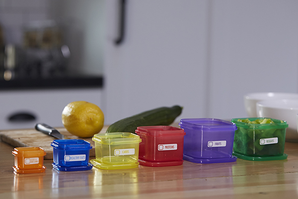 Beachbody Portion Fix Containers