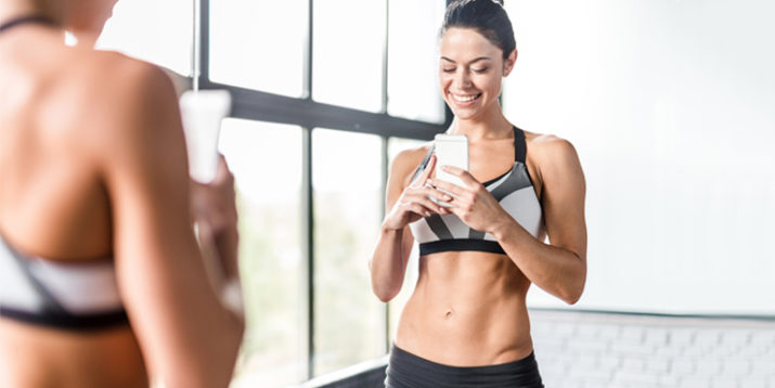 Women Who Lift: Why Body Transformation Selfies Are Bulking Up