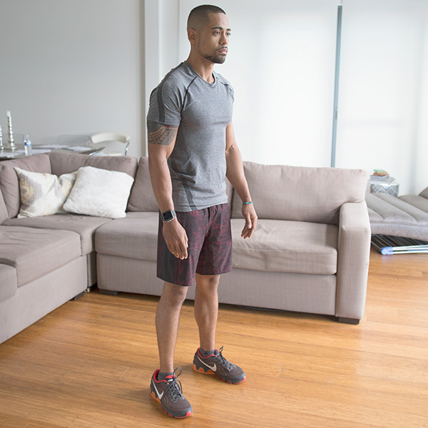 5 of the Best Leg Exercises That Aren't Leg Press bodyweight squat