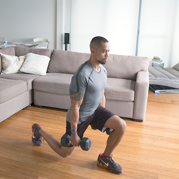 5 of the Best Leg Exercises That Aren't Leg Press split squat