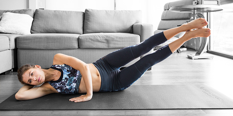 How to Get Strong — Not Bulky — With Pilates