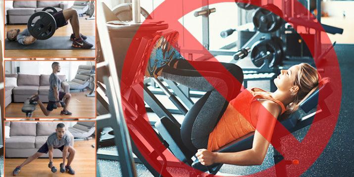 13 of the Best Leg Exercises That Aren't Leg Press
