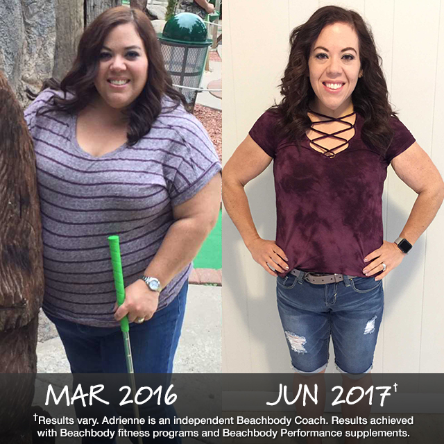 Mom of 3 lost 112 pounds in 15 months!