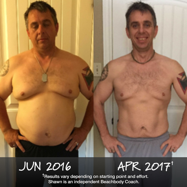 Paramedic fights PTSD with exercise, lost 91 lbs!