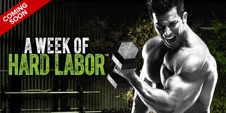 A WEEK OF HARD LABOR: Our Toughest Weightlifting Workouts Yet