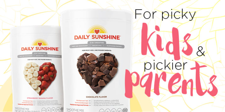 Introducing Daily Sunshine!