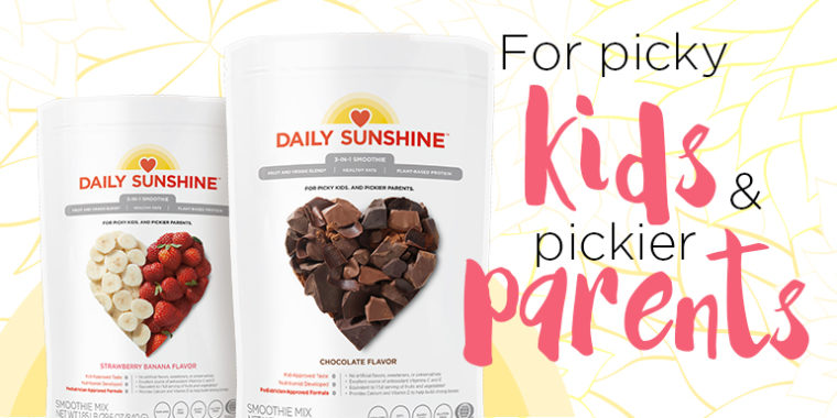 Daily Sunshine, Lori Miggins, Smoothie for kids, Beachbody