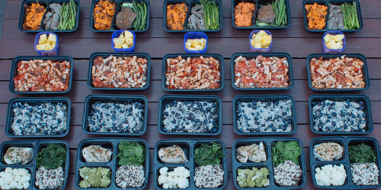 Easy Bodybuilding Meal Prep For Bulking Up The Beachbody Blog