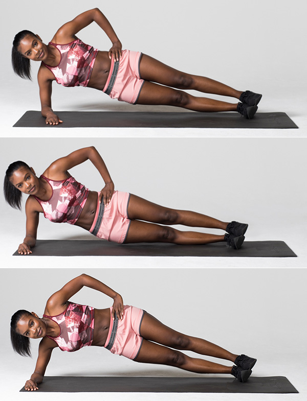 7 of the Best Oblique Exercises for a Strong Core side hip up