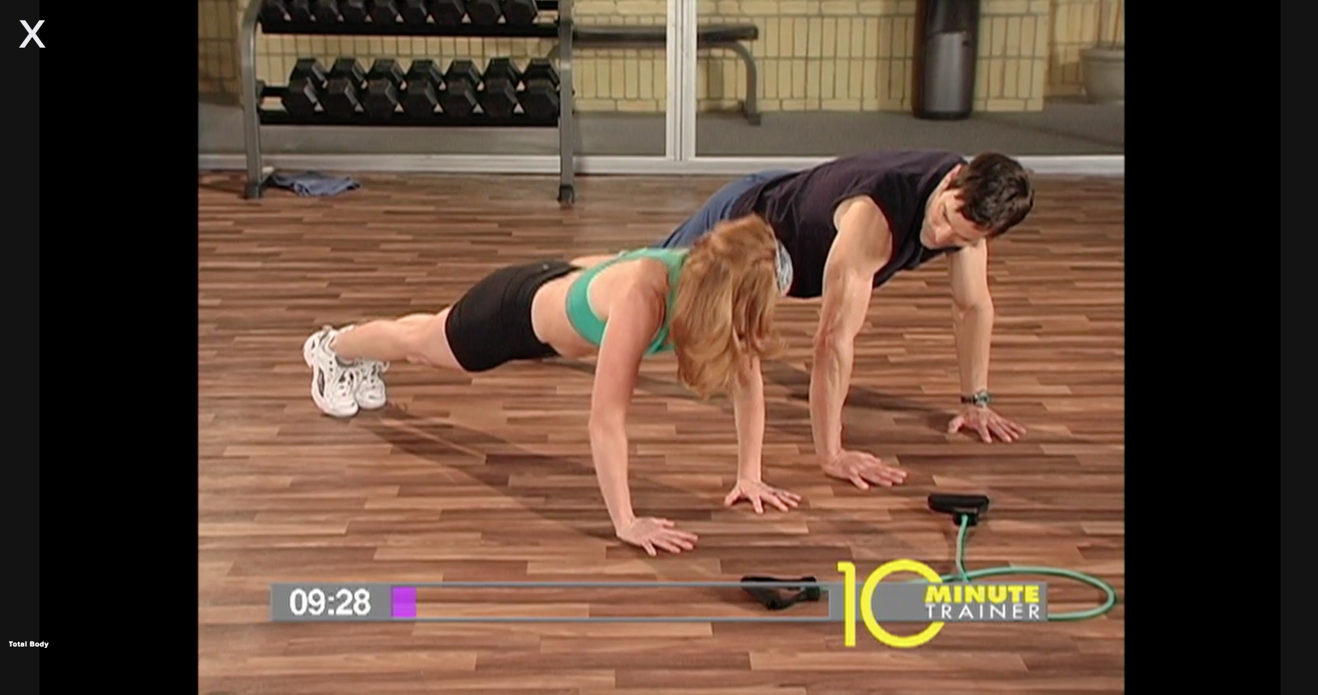 10 Minute Trainer Workouts Under 30 Minutes 30 minute workout