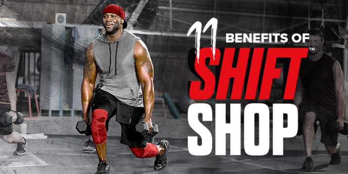 11 Benefits of SHIFT SHOP: Lose Weight, Build Muscle, and More