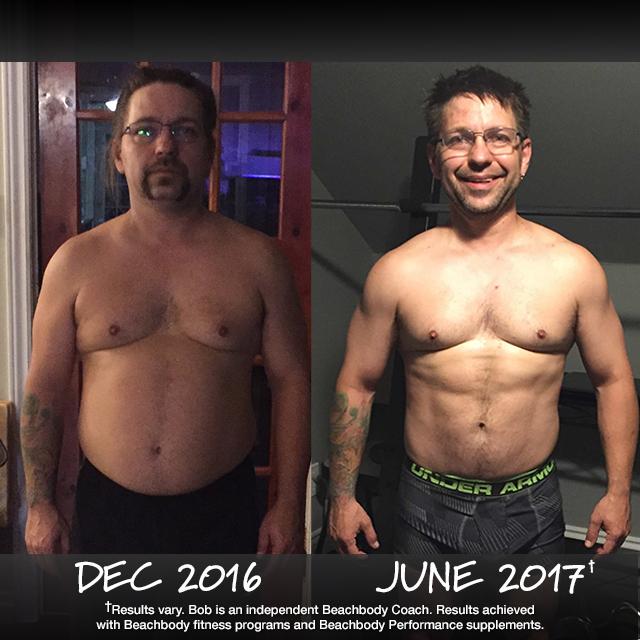 Bob Ruff Lost 34.3 Pounds