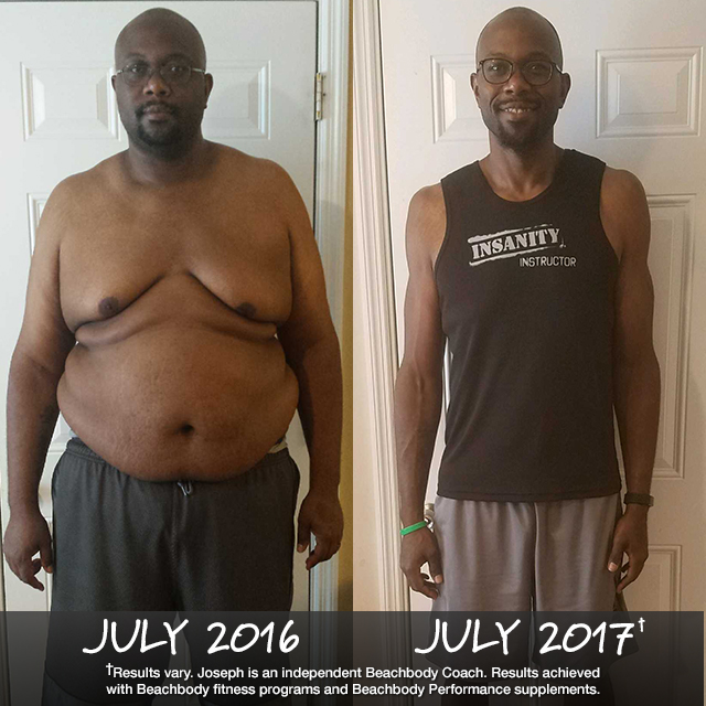 Joseph Jackson Lost 147 Pounds