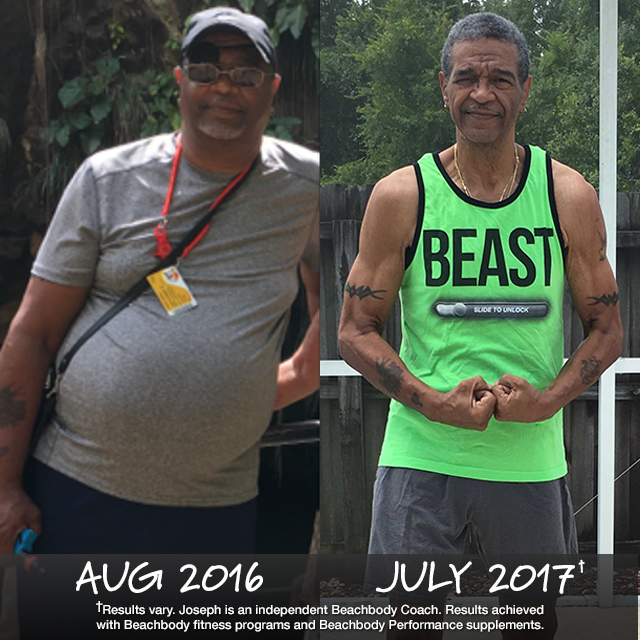 Joseph Andrade Jr Lost 111 Pounds