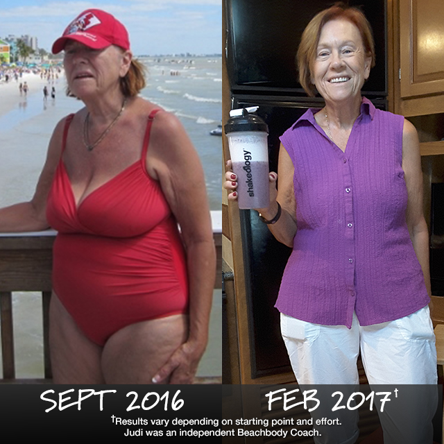 Judi Moore-Gwynne Lost 22.4 Pounds
