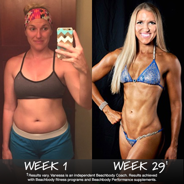 Vanessa Christopher Lost 29 Pounds