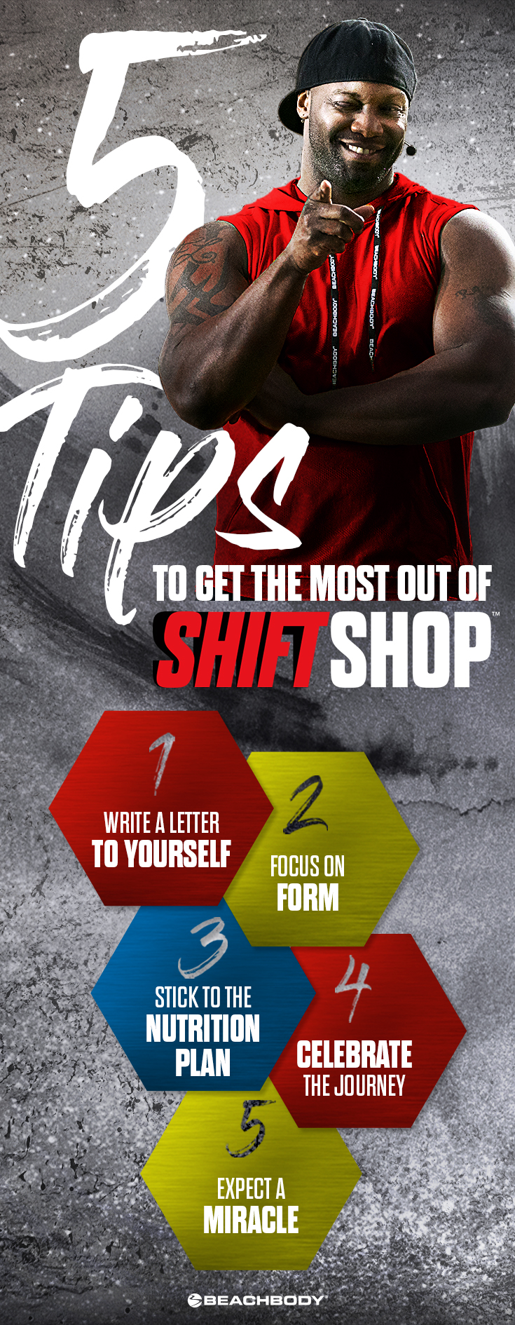 Tips To Get The Most Out Of Shift Shop  The Beachbody Blog