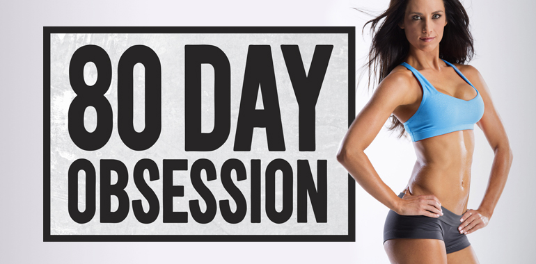 Announcing 80 Day Obsession