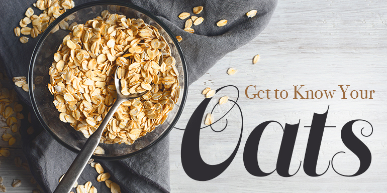 oatmeal, oatmeal types, oats, healthy carbs, carbohydrates, oatmeal recipes