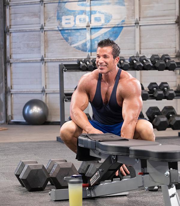 Sagi Kalev's Weightlifting Playlist