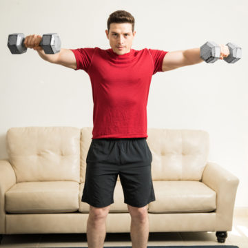 10 of the Best Shoulder Exercises You Can Do at Home