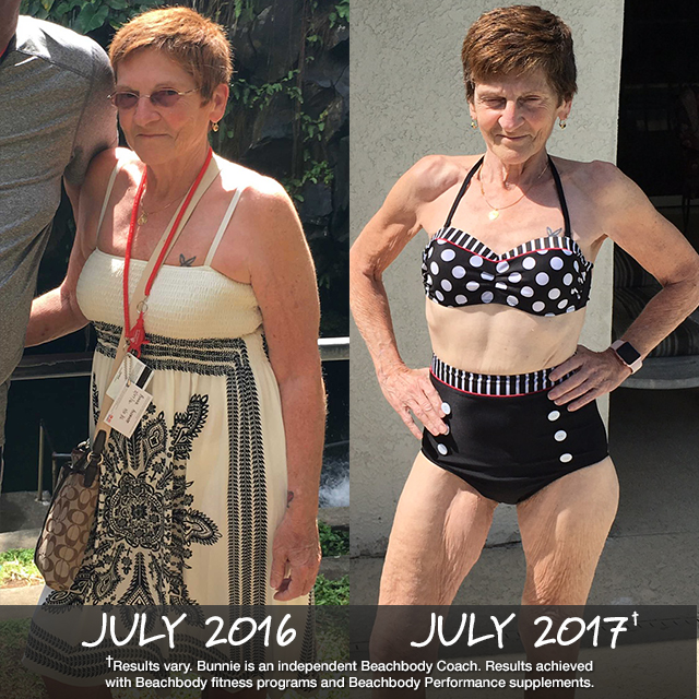 Bunnie Andrade Lost 30 Pounds