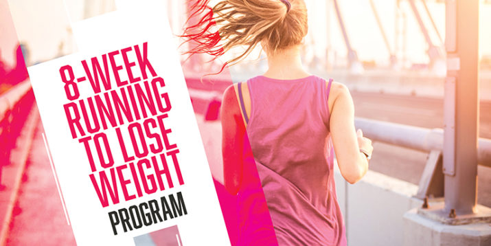 8 Week Running for Weight-Loss Program