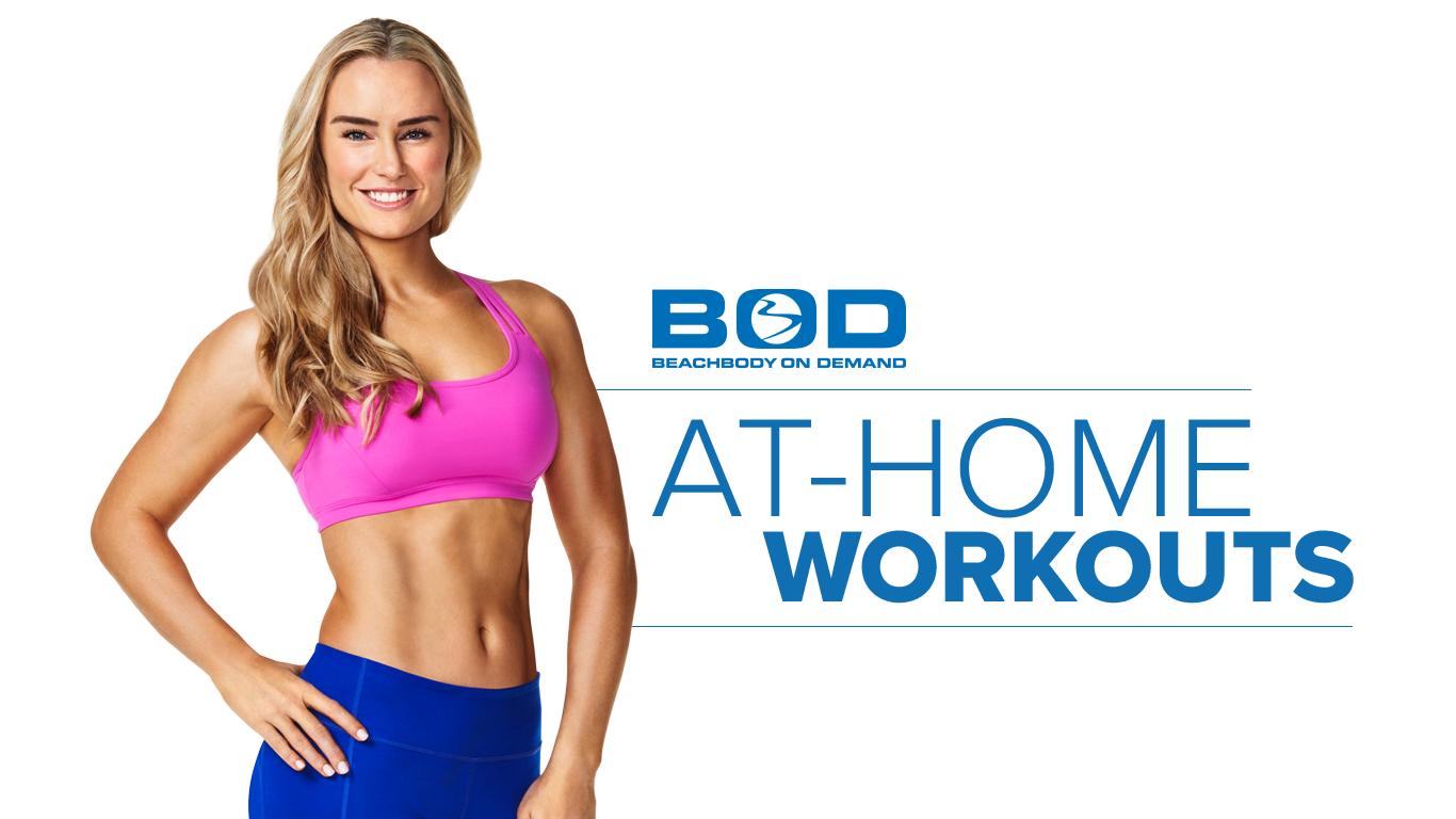 At Home Workouts With Beachbody On Demand The Beachbody Blog