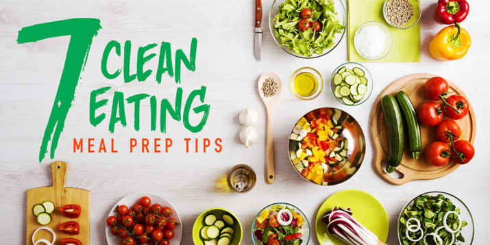 Meal Prep Tips for Clean Week (or Any Other Week!)