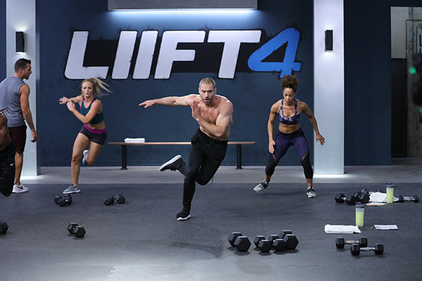LIIFT4 workout