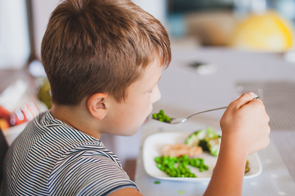 child nutrition, proper child nutrition