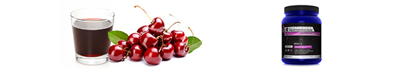 Nutrients to Help You Get the Best Workout tart cherry