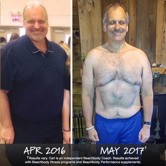 Carl Nicklas Lost 84.2 Pounds