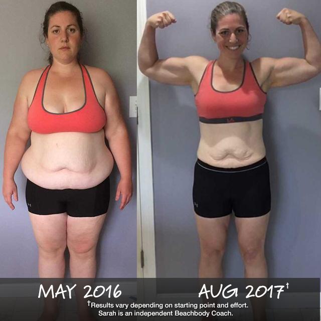 Sarah Hross Lost 80 Pounds