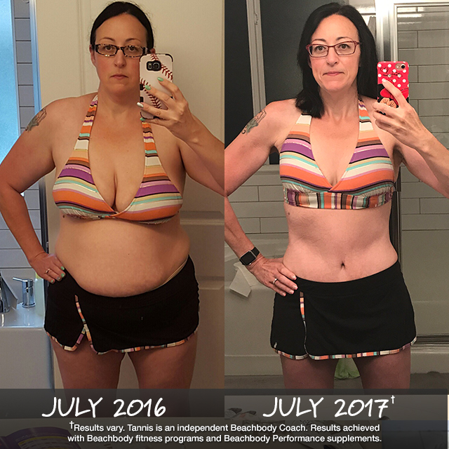 Tannis Williams Lost 59.2 Pounds
