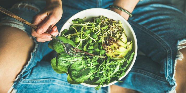 Can I Lose Weight on a Vegetarian Diet?