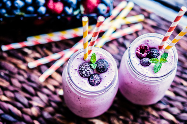 Vanilla Shakeology Recipes Vanilla Berry Smoothie