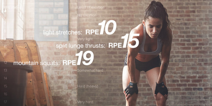 RPE: What Is It, and How Can It Improve Your Workout?
