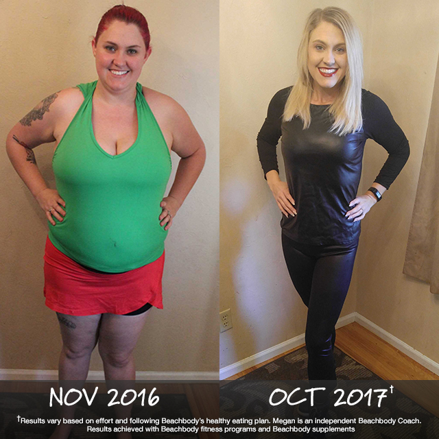 This busy, full-time working mom-of-three found time for fitness, and so can you! She lost 85 lbs. in a year while working out at home with quick workouts on Beachbody On Demand, following the Portion Fix nutrition plan, and drinking Shakeology every day.
