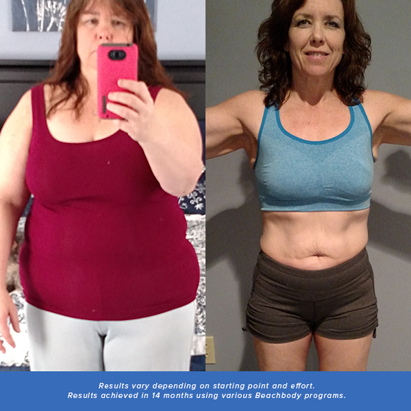 Weight Loss Success Stories With A Beachbody Coach