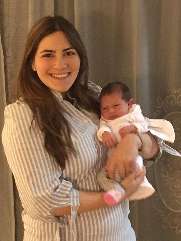 Ilana Muhlstein - post pregnancy - 2B Mindset