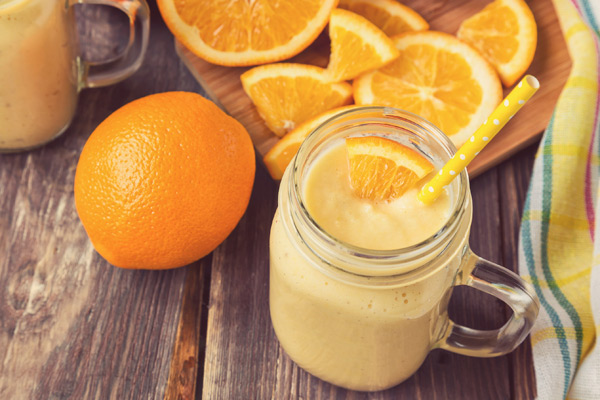 Vanilla Shakeology Recipes Orange Creamsicle Shakeology Smoothie Recipe