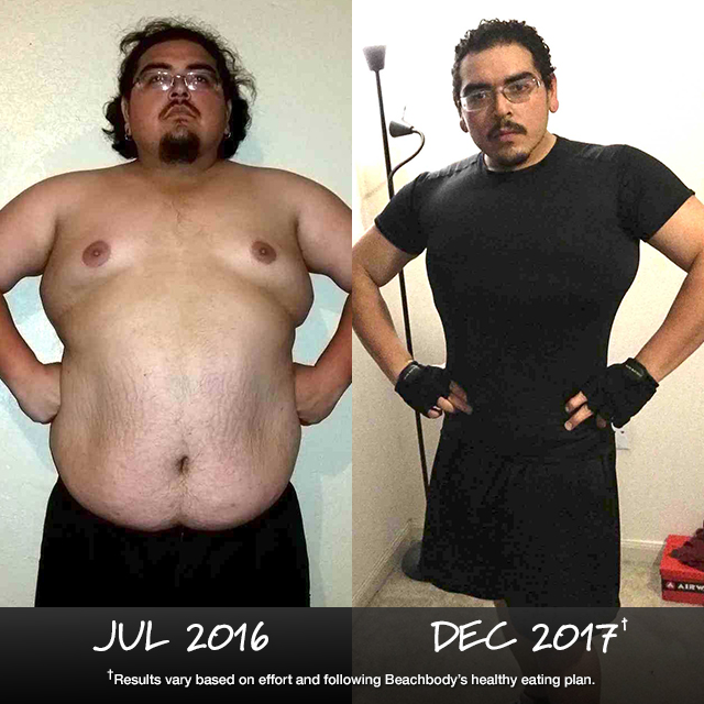 Rigo Izaguirre Lost 120 Pounds