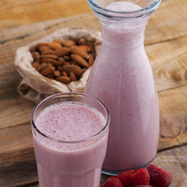 Strawberry Almond Shakeology