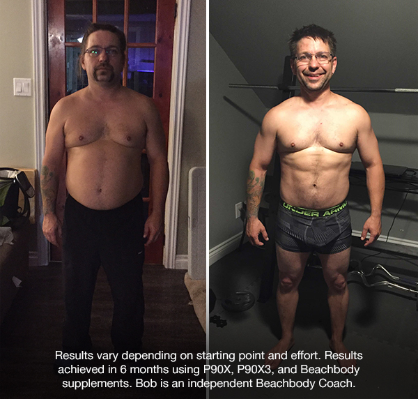 Beachbody Results: Before and After